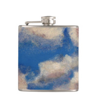 DEEP BLUE SKY ~ FLASK