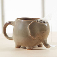 Plum & Bow Elephant Tea Mug | Urban Outfitters
