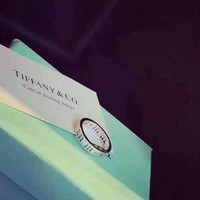 Tiffany & Co. New Roman numeral pierced ring you deserve it