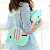Refreshing ELephant Satchel/Bags