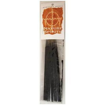 Western Sage medicine wheel stick incense 12 pack