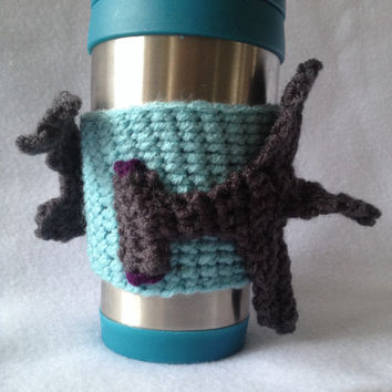 Hammerhead Shark Coffee Sleeve