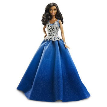 Barbie 2016 African American Holiday Doll (Pre-Order)
