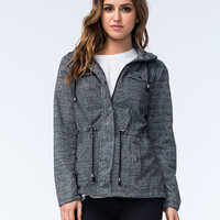 FULL TILT Marled Womens Anorak Jacket | Jackets