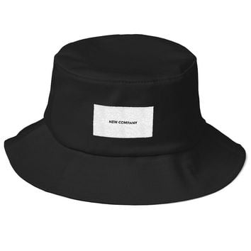 Official NEW COMPANY Retro Vintage Bucket Hat