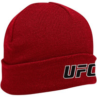 UFC Antigua Brisk Knit Beanie – Red - http://www.shareasale.com/m-pr.cfm?merchantID=7124&userID=1042934&productID=541929588 / UFC