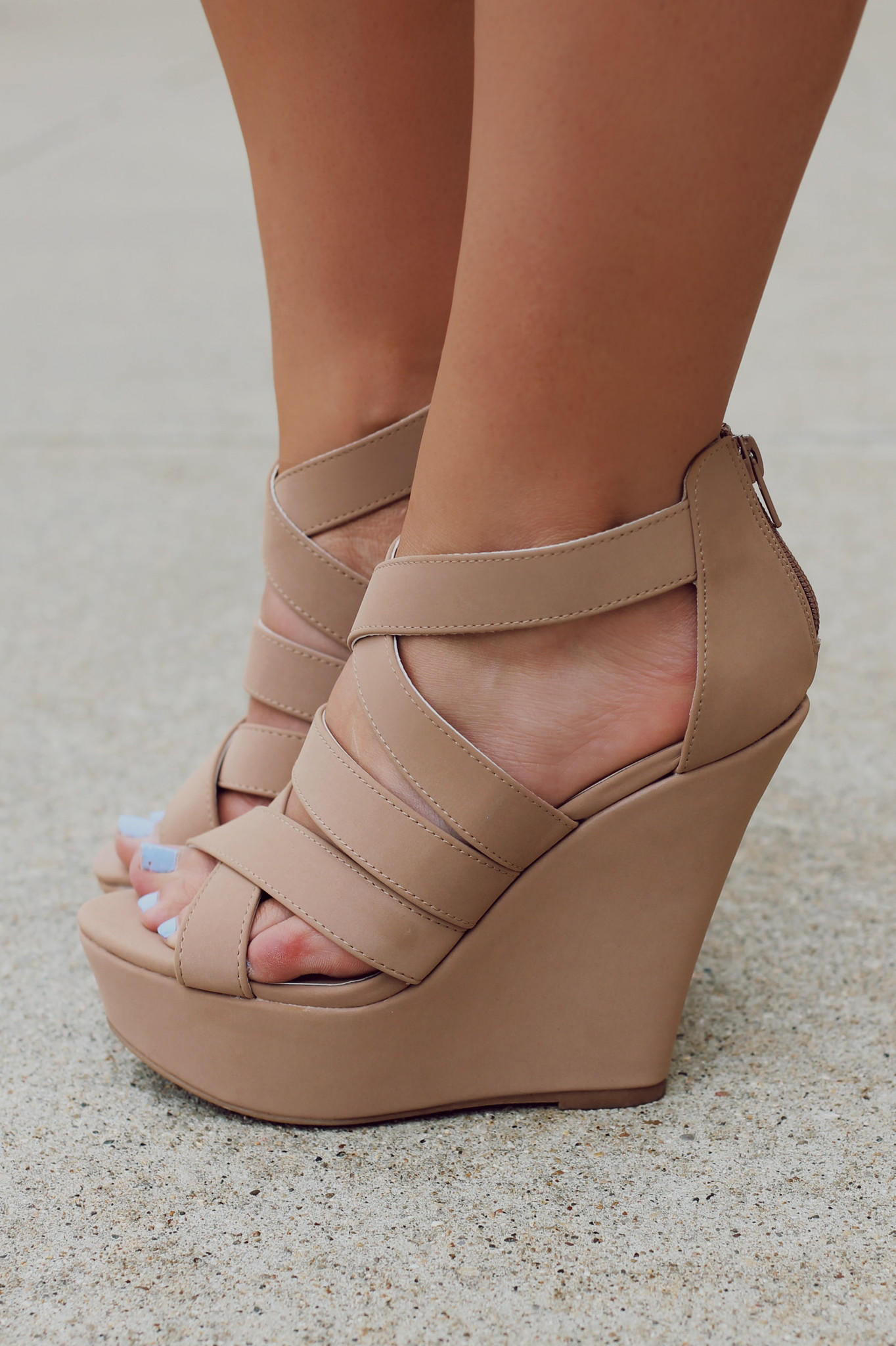 Find great deals on eBay for wedge heel sandals. Shop with confidence.