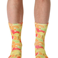 Fruits Crew Socks