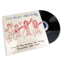 The Velvet Underground: Live at the Boston Tea Party, December 12th 1968 (180g) Vinyl 2LP
