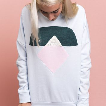 HOLZER SWEATSHIRT by Wilder Shores
