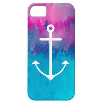 Ombre Nautical iPhone 5 Case from Zazzle.com