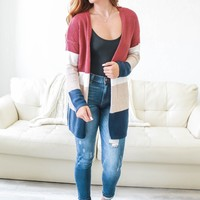 Fall Greetings Cardigan