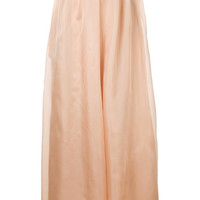 Rochas Full Maxi Skirt - Farfetch