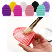 Brushegg Clean Brushes Makeup Wash Egg Brush Cosmetic Cleaning Tools For Makeup Brushes Beauty Tool 2HH10