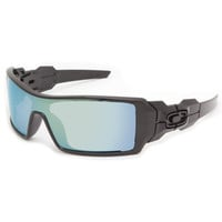Oakley Oil Rig Sunglasses Black Gloss One Size For Men 23233918001