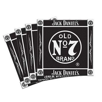 Jack Daniel's Ceramic Coaster Set