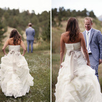 Vera Wang Wedding Dress | Marketplace | 100 Layer Cake