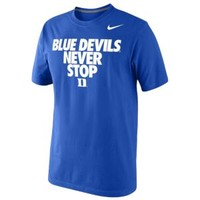 Nike College Never Stop T-Shirt - Men's at Champs Sports