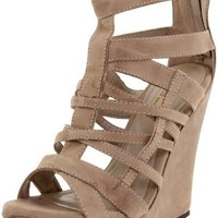 MIA Limited Edition Women's Cherie Wedge Sandal