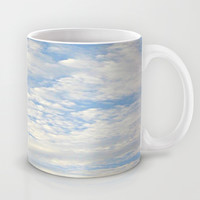 Clouds Mug by Lillianhibiscus