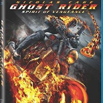 Nicolas Cage & Idris Elba & Mark Neveldine & Brian Taylor -Ghost Rider: Spirit of Vengeance