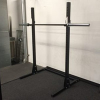 Commercial Grade Squat Rack from OneFitWonder