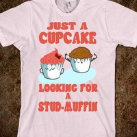 Cupcake Looking For a Stud-Muffin