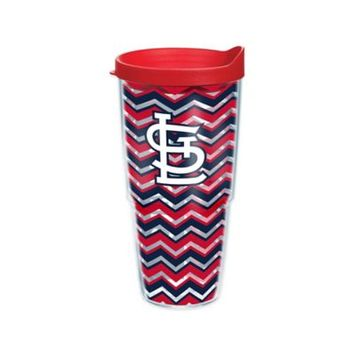 Tervis® MLB St. Louis Cardinals 24 oz. Chevron Wrap Tumbler with Lid