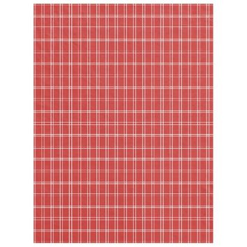 Country CC Red Fleece Blanket