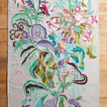 Shelley Hesse Paradise Found Rug in Multi Size: