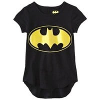 Girls' Batman Graphic Tee