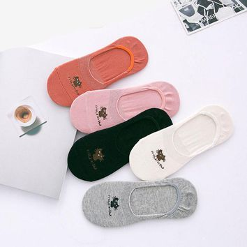 Cat Animal Slipper Socks Funny Crazy Cool Novelty Cute Fun Funky Colorful