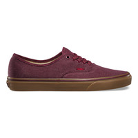 Washed Canvas Authentic | Shop at Vans