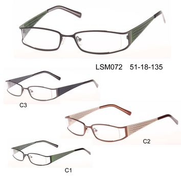 hot selling new design eyeglasses optical glasses spectacle frames optical oculos silhouette women men crosslink hisper computer