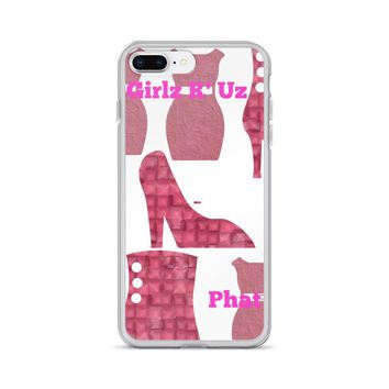 Custom Colorful and Sassy iPhone 5,6,7,8,X Case's