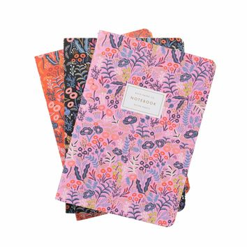 Tapestry Notebook Set by RIFLE PAPER Co. | Imported