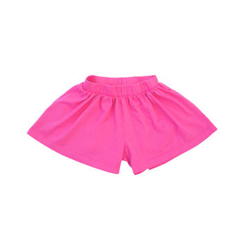 Culotte Solid Shorts