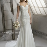 Sottero & Midgley Wedding Dresses - Style Summer 4SS991/4SS991CS