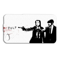 Pulp Fiction Artistic Custom Case for iPhone 5/5s and iPhone 4/4s