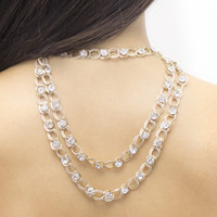 Crystal Back Chain