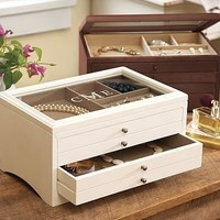 Andover Jewelry Box | Pottery Barn