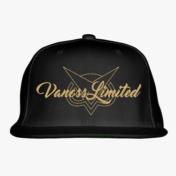 Vanoss Limited  Embroidered Snapback Hat