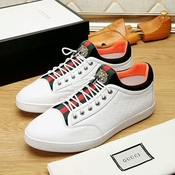 Gucci Fashion Casual Sneakers Sport Shoes-22