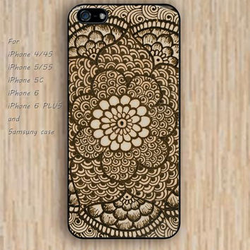 iPhone 5s 6 case colorful Classic pattern mandala phone case iphone case,ipod case,samsung galaxy case available plastic rubber case waterproof B315