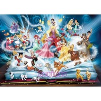 5D Diamond Painting Disney Storybook Tales Kit