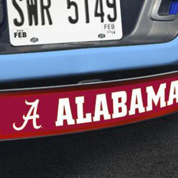 "Alabama Light Up Hitch Cover 21""x9.5""x4"""
