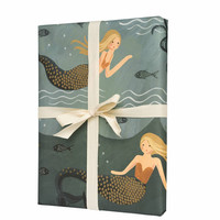 Rifle Paper Co. Mermaid Gift Wrap