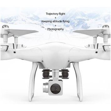 2018 new RC Drone Wifi FPV HD Adjustable Camera Altitude Hold One Key Return/Take Off RC Quadcopter Drone VS Syma X5