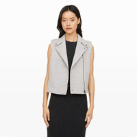 Jazzy Knit Vest - Sweatshirts and Jackets Knits and Tees at Club Monaco