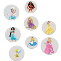 Disney Princess Pop Up Cell Phone Holder, Universal Cell Phone Holder